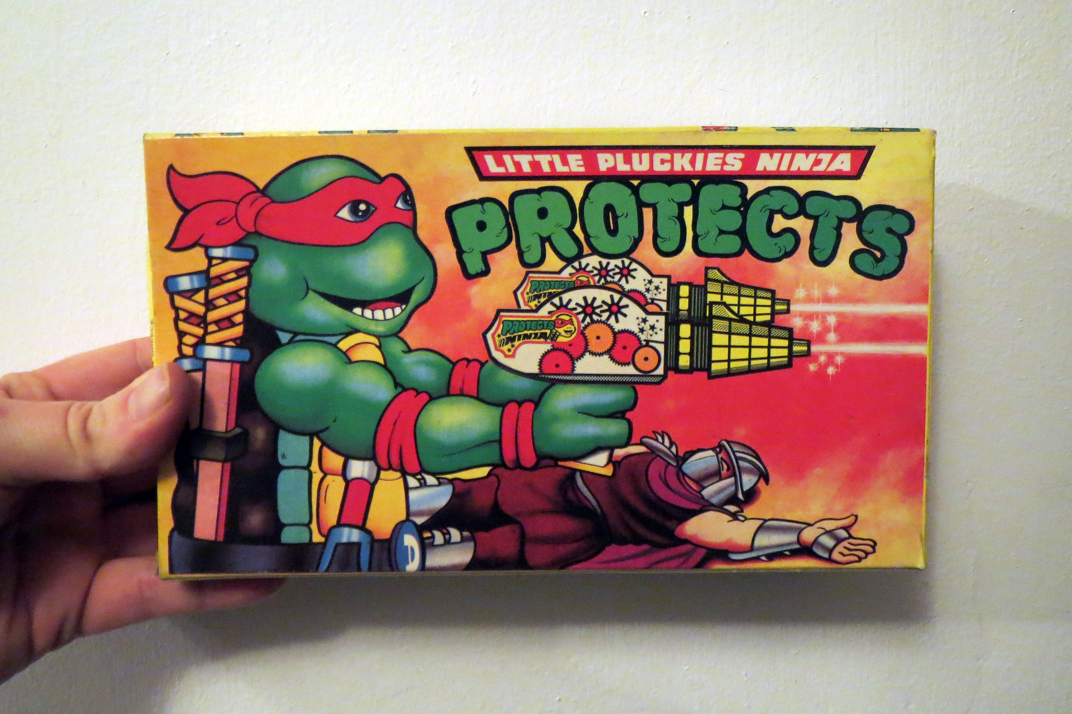 Little-Pluckies-Ninja-Protects-knockoff-
