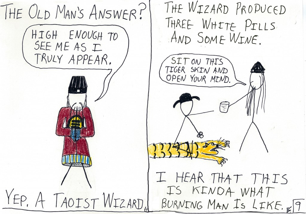 Wizards Lesson 8 and 9